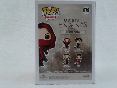 Funko Pop Hester Shaw - Mortal Engines - #679