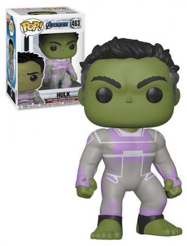 Funko Pop Hulk-Vingadores - Ultimato-463
