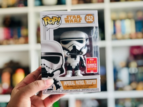 Funko Pop Imperial Trooper Sdcc 2018-Stars Wars-252
