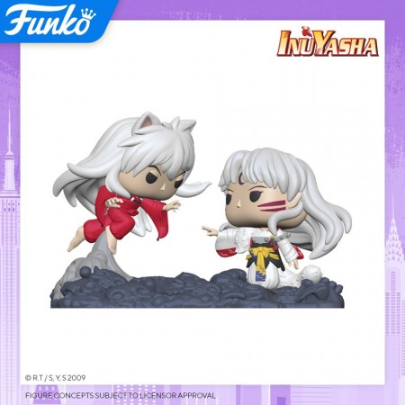 Funko Pop Inuyasha Moment Toy Fair 2020-Funko-1