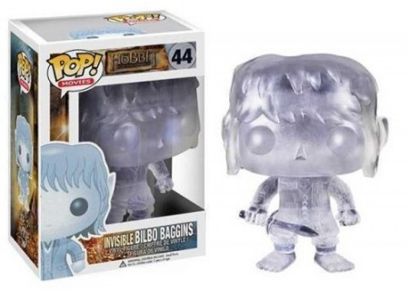 Funko Pop Invisible Bilbo Baggins-Lord Of The Rings-44