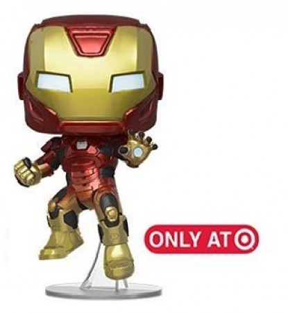 Funko Pop Iron Man Exclusivo Target Toy Fair 2020-Funko-1