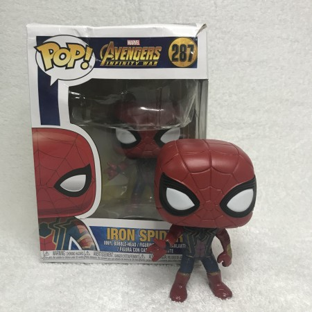 Funko Pop Iron Spider-Avengers-287