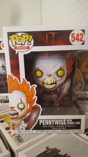 Funko Pop It 2 Pennywise Spider Legs-it-542
