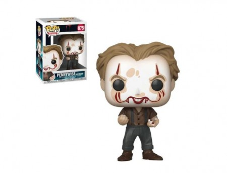 Funko Pop It Chapter 2 Pennywise Meltdown 875-Pennywise-875