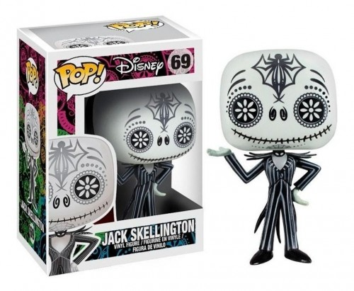 Funko Pop Jack Skellington - Disney - #69
