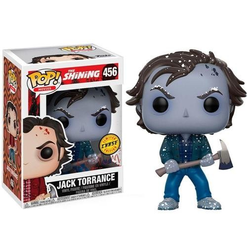 Funko Pop Jack Torrance Chase - The Shinning - #456