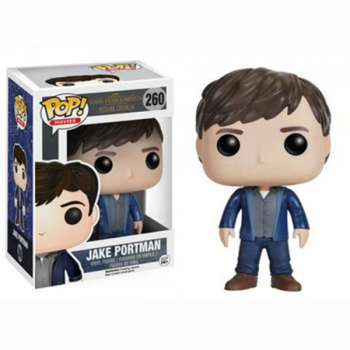 Funko Pop Jake Portman-Miss Peregrine and Peculiar Children-260