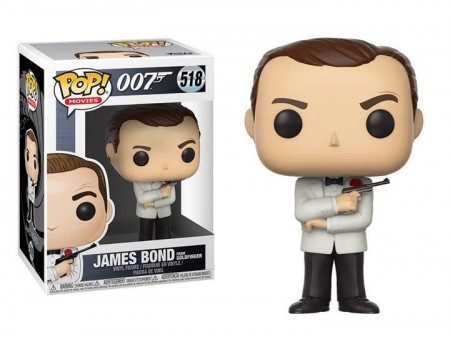 Funko Pop James Bond-007 James Bond-518