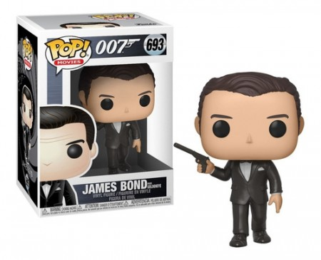 Funko Pop James Bond-007 James Bond-693