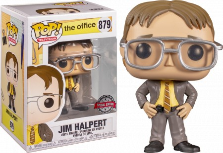 Funko Pop Jim Halpert-The Office-879