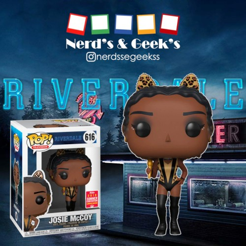 Funko Pop Josie Exclusivo Sdcc 2018 - Riverdale - #616