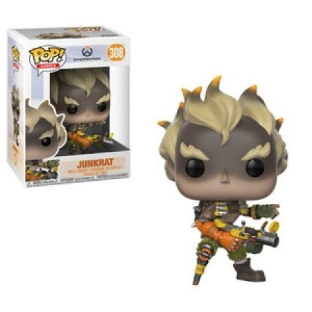 Funko Pop Junkrat-Overwatch-308