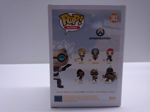 Funko Pop Junkrat Exclusivo Boxlunch - Overwatch - #383