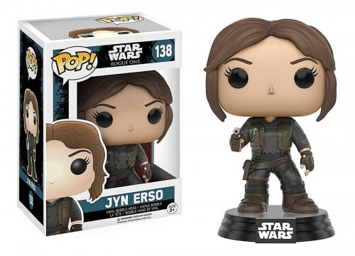 Funko Pop Jyn Erso Star Wars - Star Wars - #138