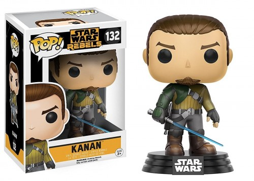 Funko Pop Kanan-Star Wars Rebels-132