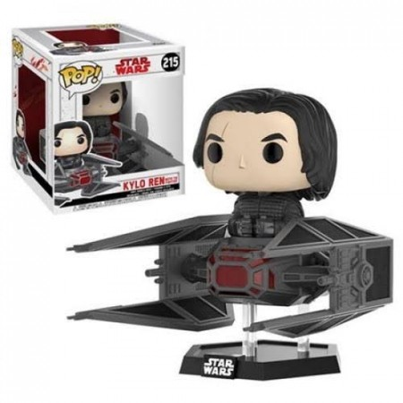 Funko Pop Kylo Ren Star Wars-Star Wars-215