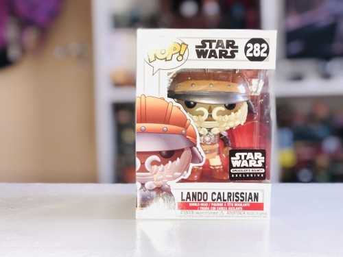 Funko Pop Lando Calrissian - Stars Wars - #282