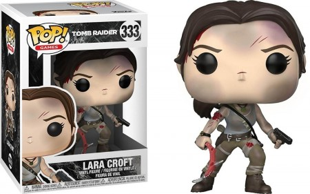 Funko Pop Lara Croft-Tomb Raider-333