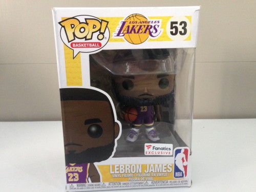 Funko Pop Lebron James-NBA-53