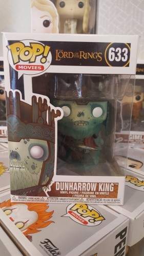 Funko Pop Lord Of The Rings Dunharrow King-Lord of the Rings-633