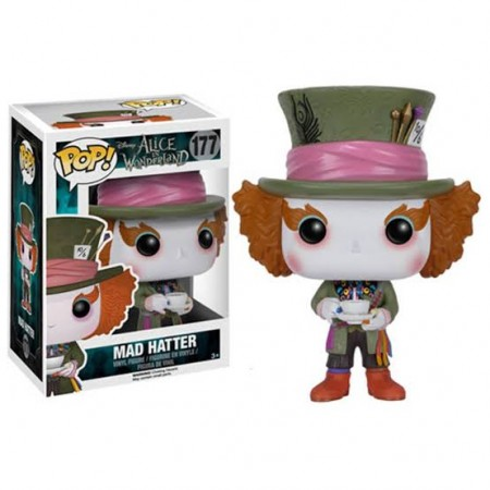 Funko Pop Mad Hatter-Disney-177