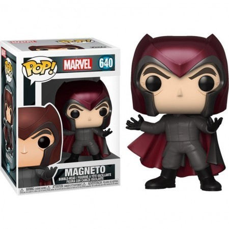 Funko Pop Magneto-Marvel X-Men-640