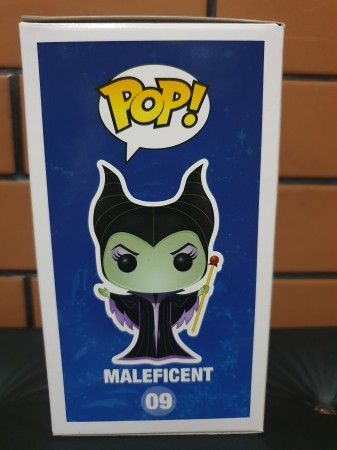 Funko Pop Maleficent - BRUXAS - #9