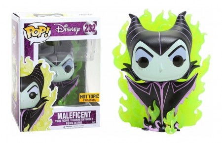 Funko Pop Maleficent Exclusiva Hottopic-maleficent-232