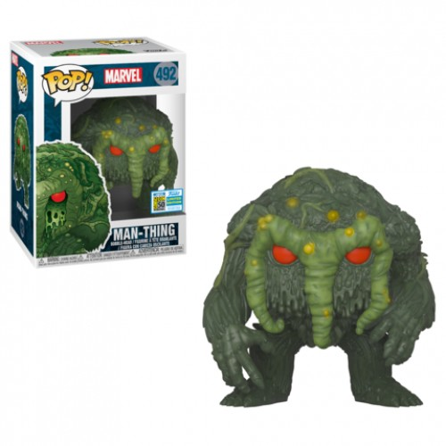 Funko Pop Man-thing Sdcc 2019-SDCC 2019-492