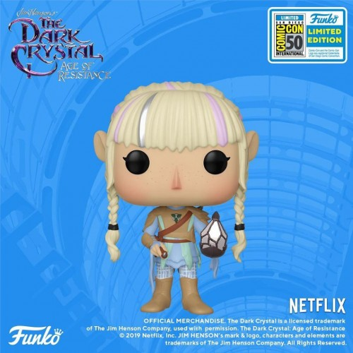 Funko Pop The Dark Crystal Sdcc 2019-SDCC 2019-100