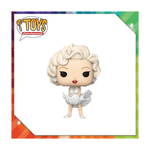 Funko Pop Marilyn Monroe-AD Icons-100