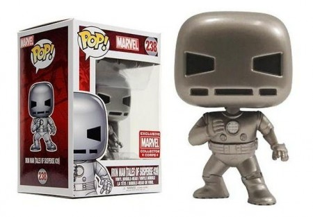 Funko Pop Marvel - Iron Man (tales Of Suspense #39 - Marvel #238-Marvel-238
