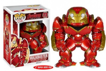 Funko Pop Marvel Avengers Age Of Ultron Hulkbuster-Marvel Avengers-73