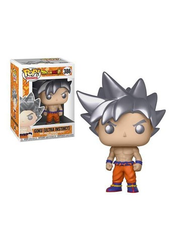 Funko Pop Goku Ultra Instinct-Dragon Ball-386