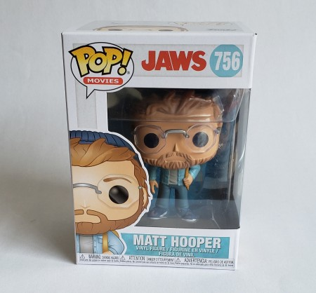 Funko Pop Matt Hooper-Jaws-756
