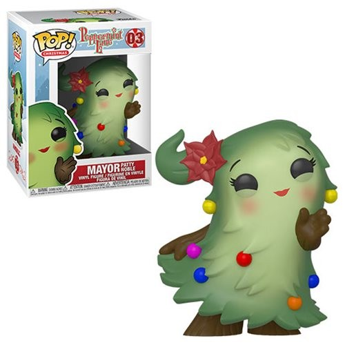 Funko Pop Mayor Patty Noble-Peppermint Lane-100