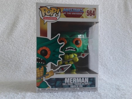 Funko Pop Merman-Masters of the Universe-564