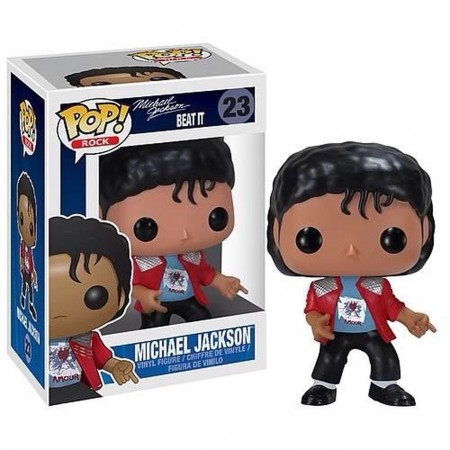Funko Pop Michael Jackson Beat It-Beat It-23