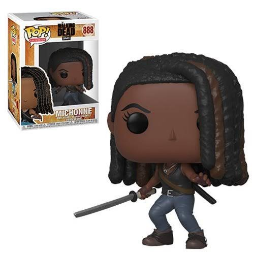 Funko Pop Michonne-The Walking Dead-888