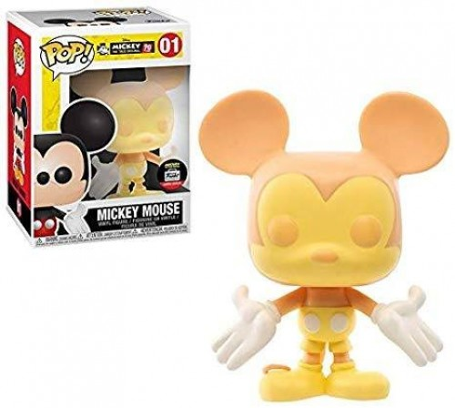 Funko Pop Mickey Peaches & Cream Exclusivo Funkoshop-Mickey-1
