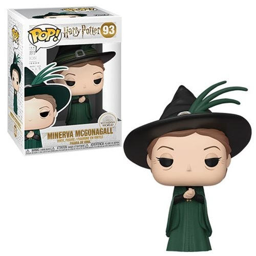 Funko Pop Minerva Mcgonagall  (baile)-Harry Potter-93