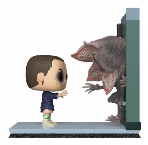 Funko Pop Moments Stranger Things Eleven And Demogorgon-Stranger Things-727