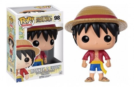 Funko Pop Monkey D. Luffy-One Piece-98