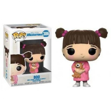 Funko Pop Monsters S.a.- Boo 386-Monstros S.A-386