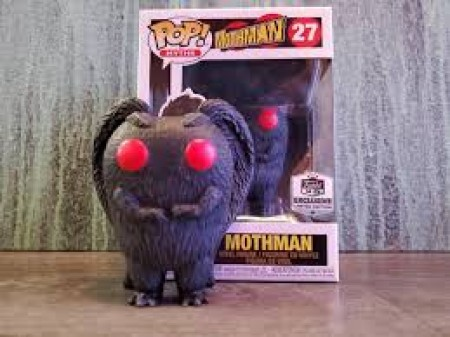 Funko Pop Mothman Hq Funko-Myths-27