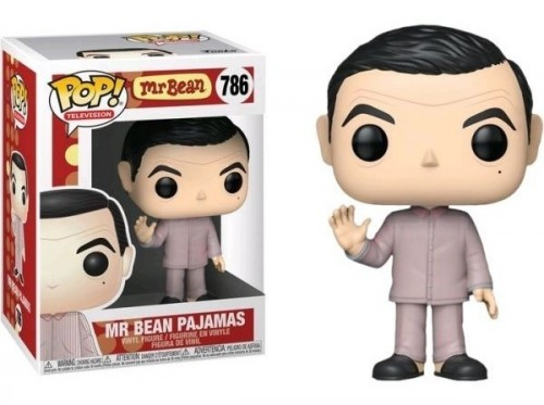 Funko Pop Mr Bean Pajamas-Mr Bean-786