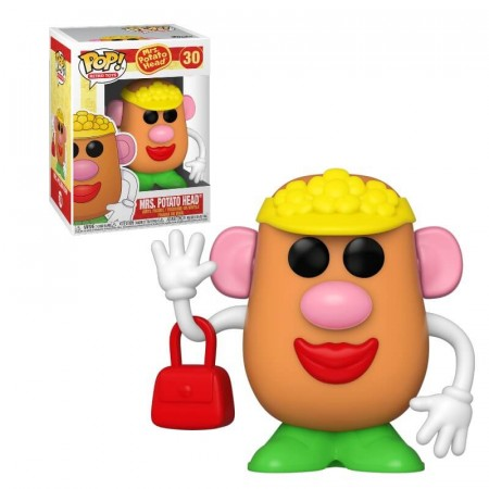 Funko Pop Mrs. Potato Head-Mrs. Potato Head-30