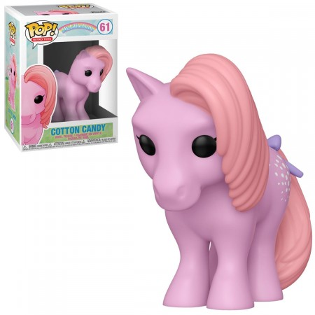 Funko Pop My Little Pony - Cotton Candy - Retro Toys - #61
