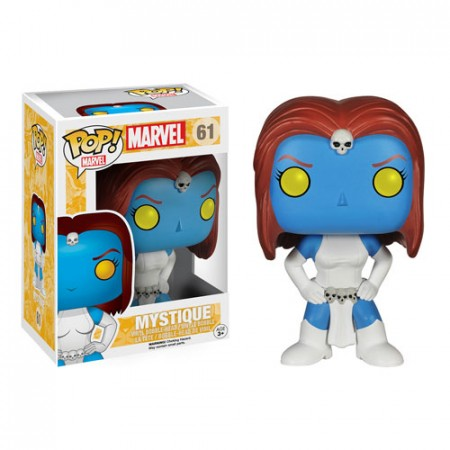 Funko Pop Mystique-X-Men-61